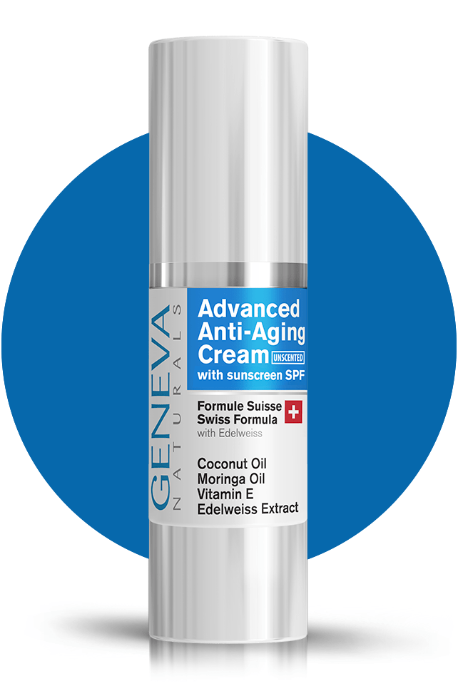 Anti-Aging Facial Moisturizer with SPF (Unscented)