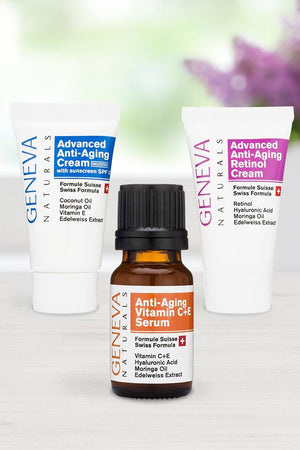Anti-Aging Travel Trio