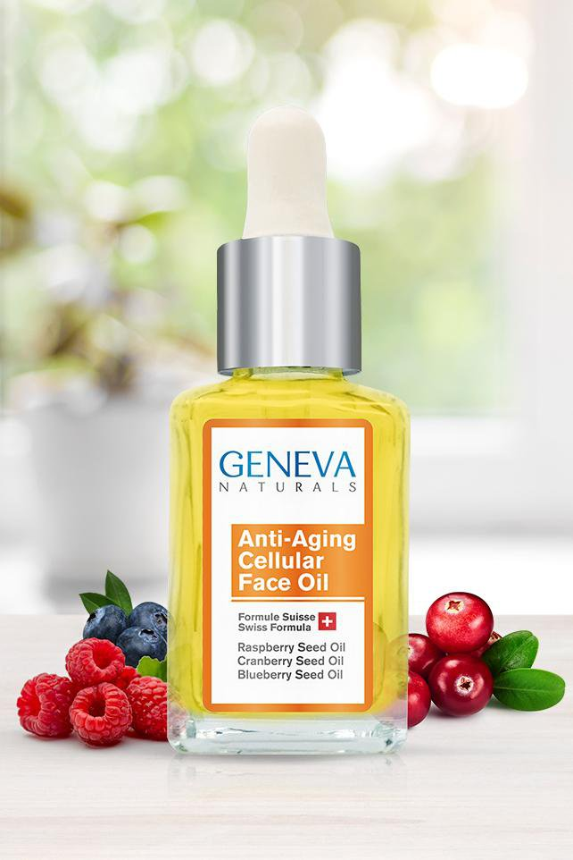 Anti-Aging Cellular Face Oil
