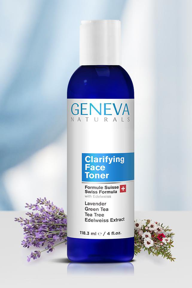 Anti-Aging Clarifying Face Toner FREE TRIAL