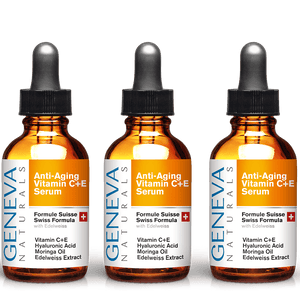 Anti-Aging Vitamin C Serum Free Trial