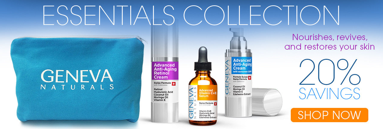 Geneva Naturals Anti Aging Essentials Collection Slider 4