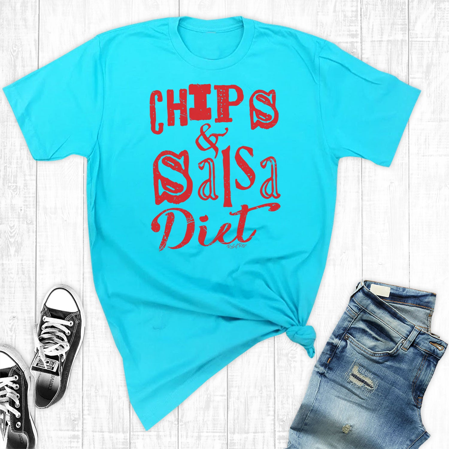 Chips and Salsa Diet