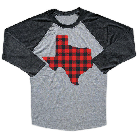 Buffalo Plaid Texas