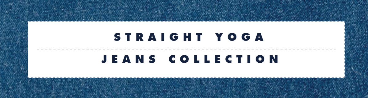 Straight Yoga Jeans Collection