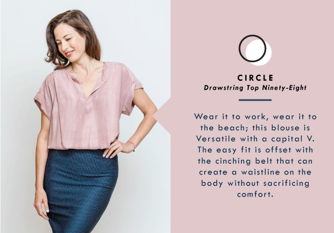 Shop Your Shape: Circle