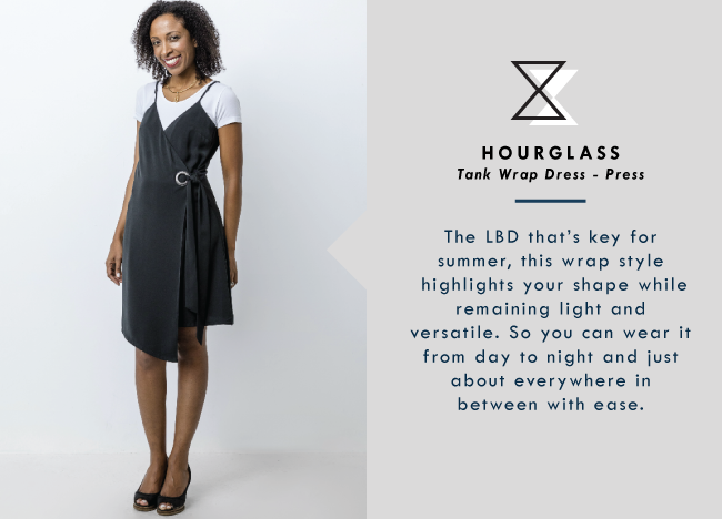 Shop Your Shape: Hourglass