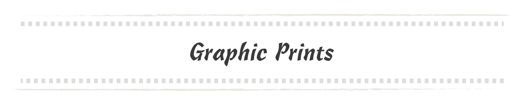 Graphic Prints Collection