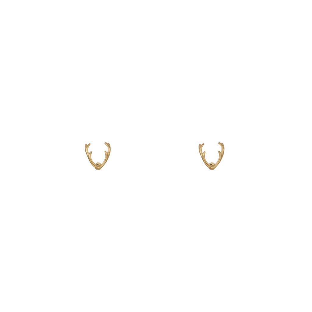 Deer Stud Earrings