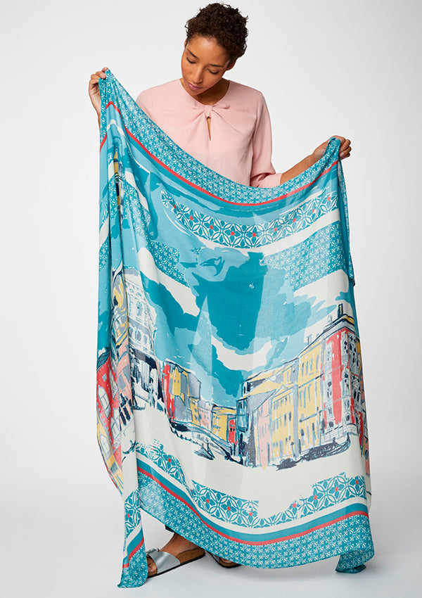 Canaletto Sarong Scarf