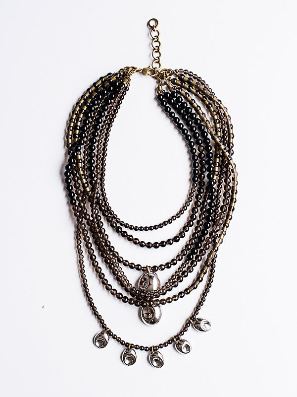 Sommer-Smoke Necklace