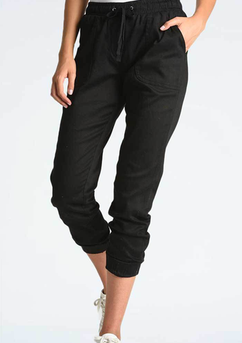 Jogger Pant w/ Patch Pockets