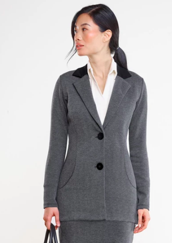 Rowan Long Tailored Blazer