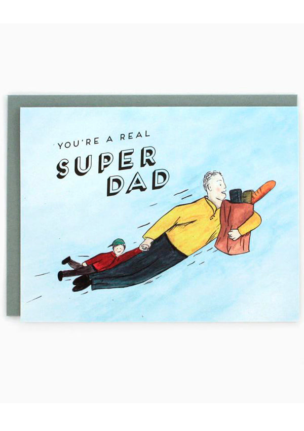 Dad Real Superdad