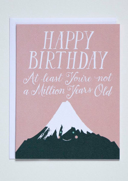 Million Mountain Birthday