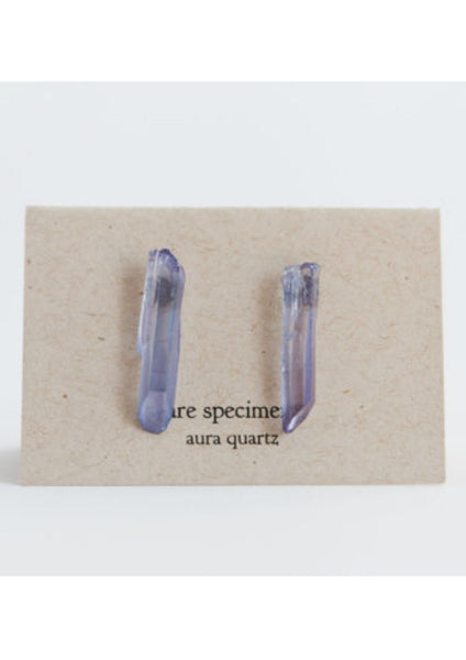 Natural Stone Earring