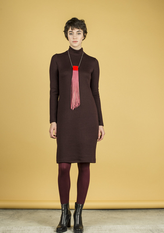 Baxter Turtleneck Dress