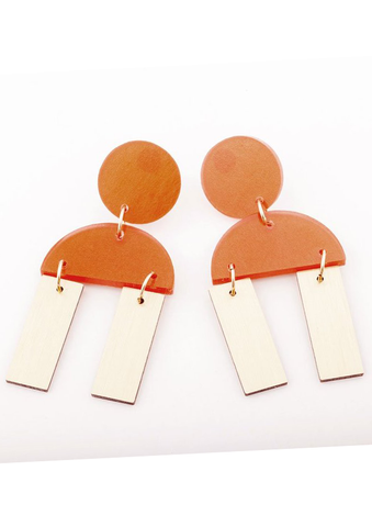 Vitamin C Earrings