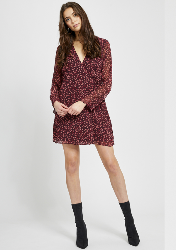 Elysian Long Sleeve Dress
