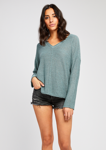 Florentine V Neck Sweater