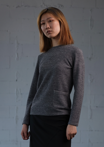 Horizon Pocket Sweater
