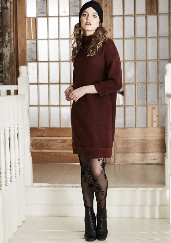 Zoe Sweater Dress