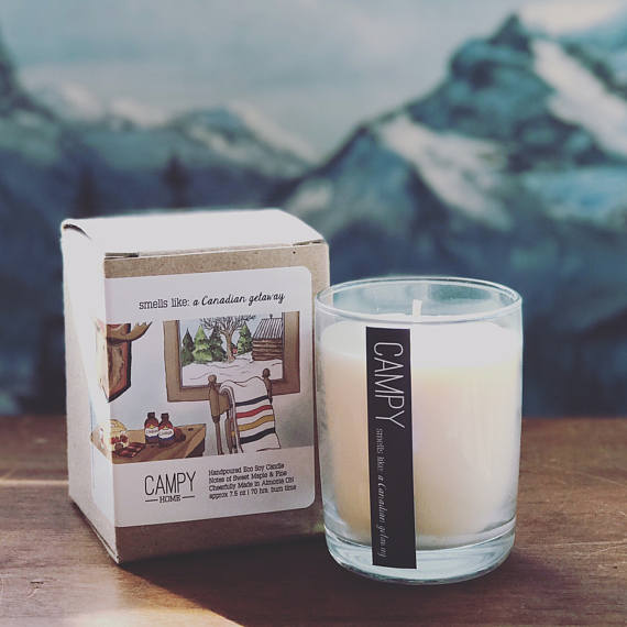 Campy Candles