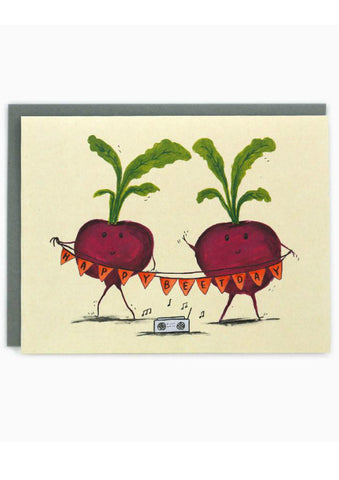 Birthday Beets Card