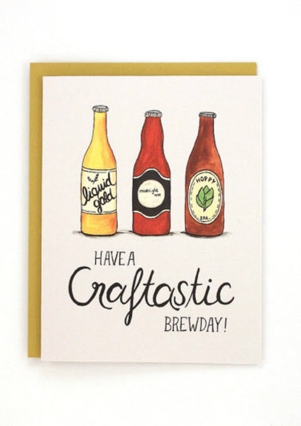 Craftastic Card