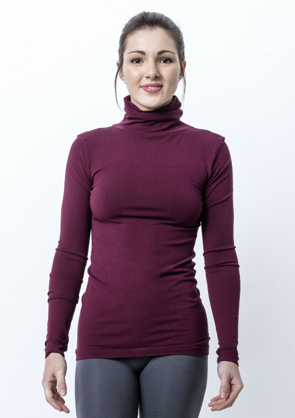 Bamboo Turtleneck