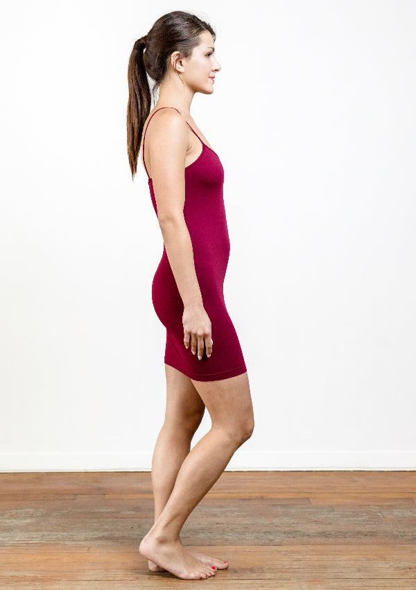 Seamless Cami Slip Dress