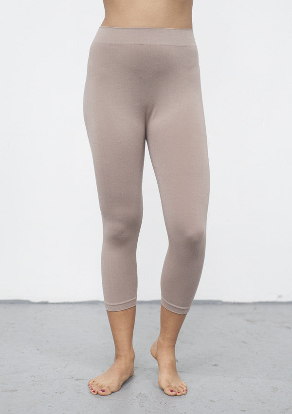 Bamboo Capri Leggings