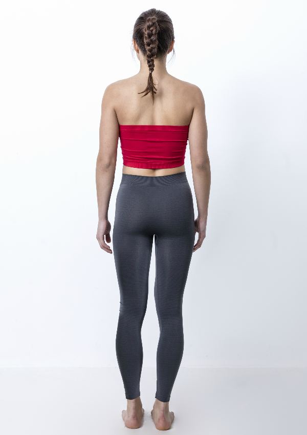 Seamless Nylon Long Legging
