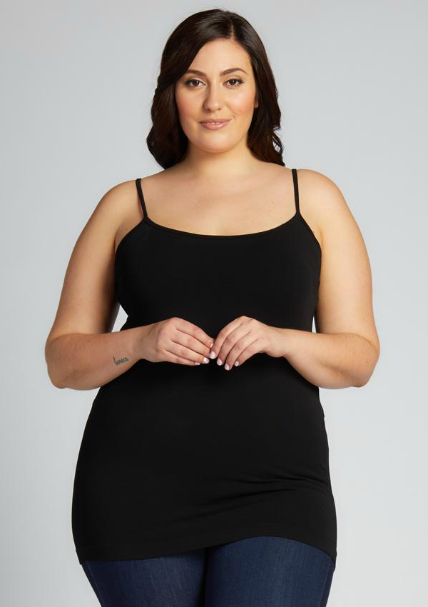 Plus Size Bamboo Cami