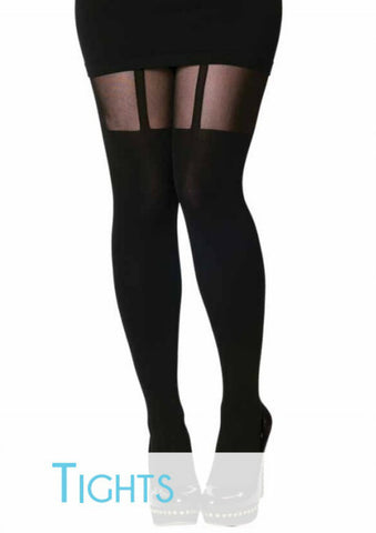 Suspender Tights