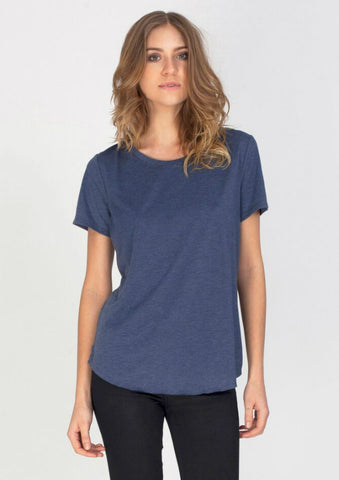 Kai Scoop Neck Tee