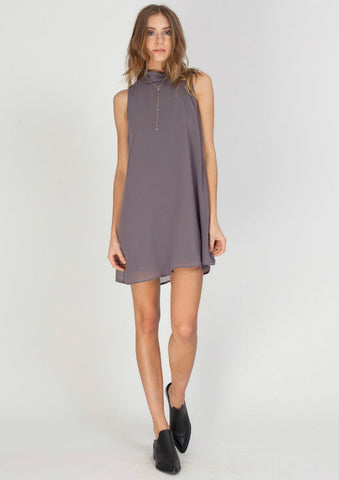 Paige Mock Neck Dress