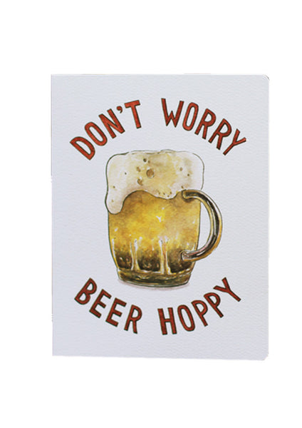 Beer Hoppy Card