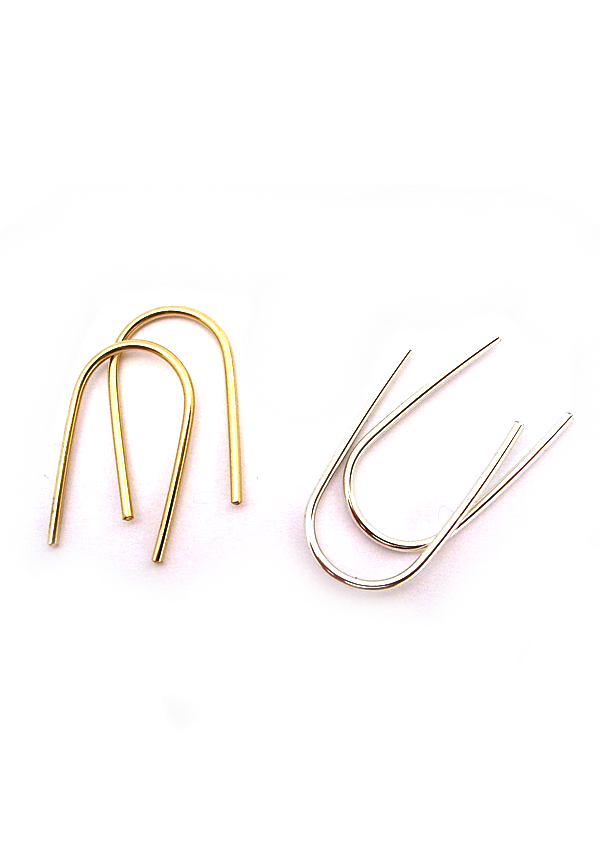 Arc Earrings