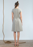 Wharf A-Line Dress