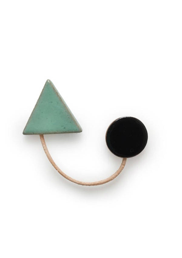 Multi Shape Brooch