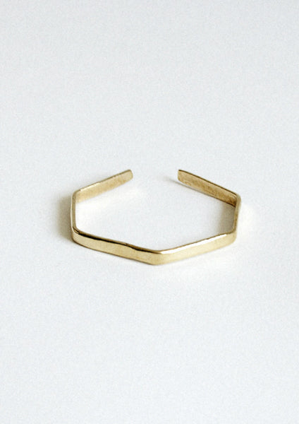 Clara Hexagon Bracelet