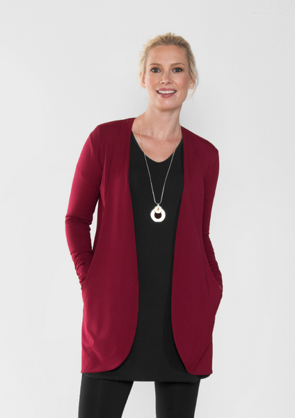 Suzi Reversible Slit Tunic