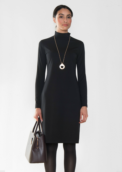 Taryn Turtleneck Dress