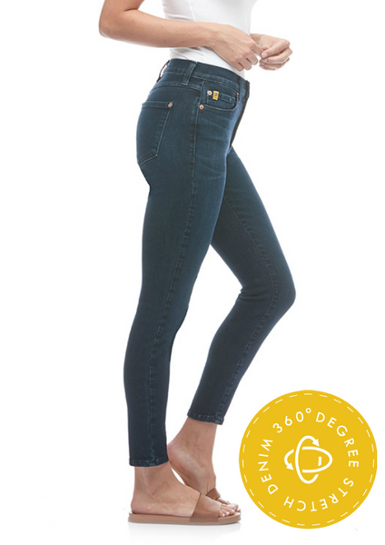 High Rise Skinny Adore