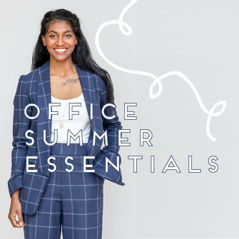 Office Summer Essentials