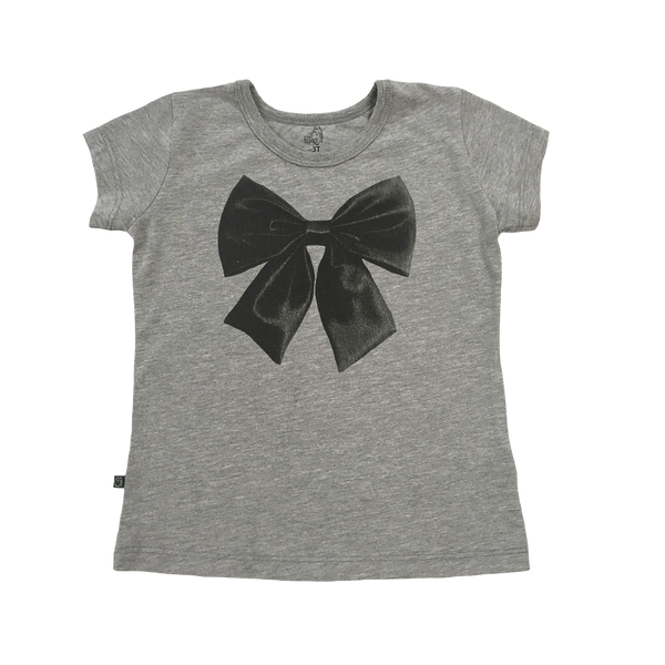 Bow Tee - Hibou Clothing