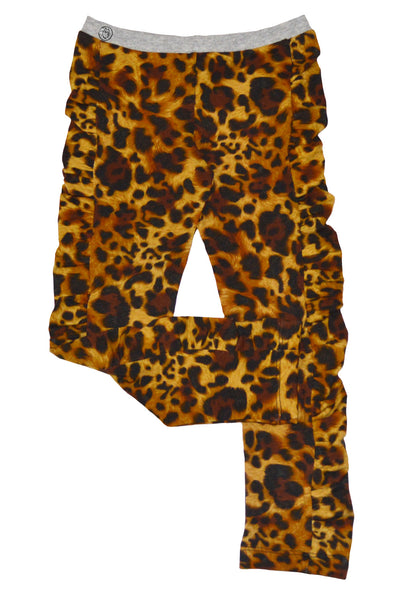 Cheetah Ruched Legging