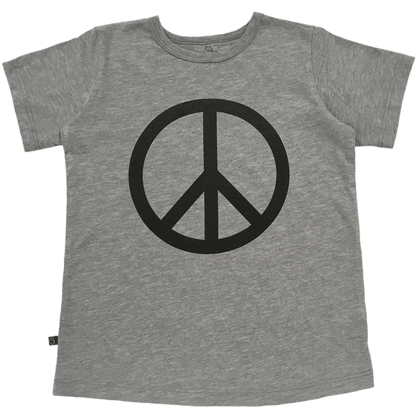 Peace Tee - Hibou Clothing