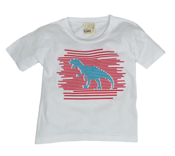 T Rex Shirt - Hibou Clothing